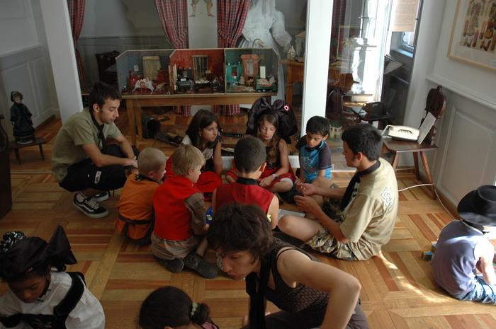 Journées du patrimoine 2020 - «Poltergeischt»: jeu de piste en famille au Musée Alsacien, à partir de 7 ans (45 min)
