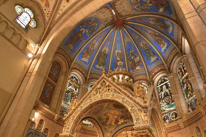 Journées du patrimoine 2020 - Visite mystagogique de l'église Saint-Joseph