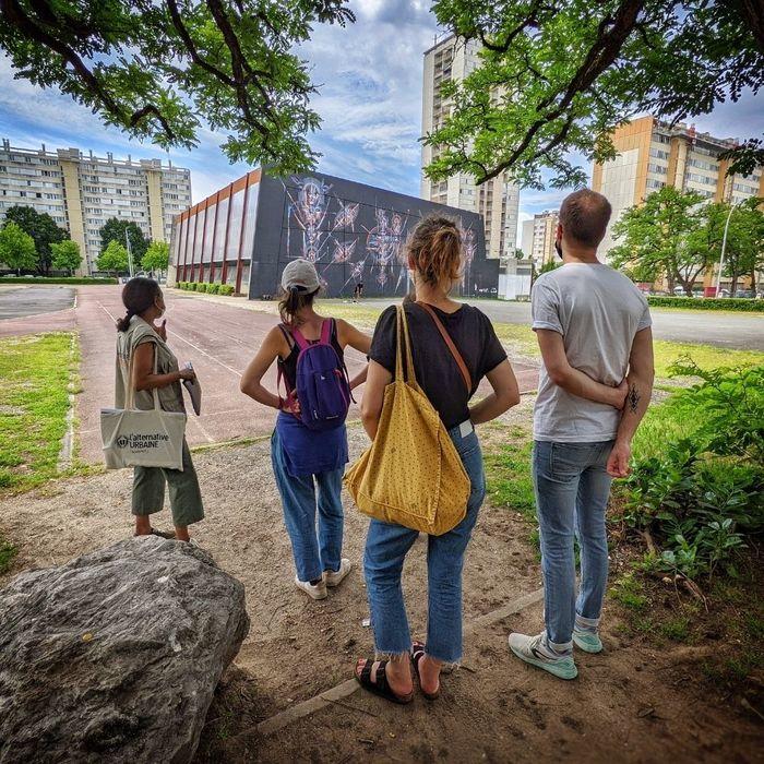 Le Grand Parc : à la rencontre  d'une ville dans la ville avec Les Alternatives Urbains