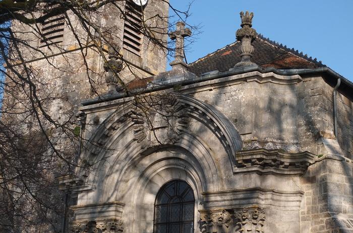 Journées du patrimoine 2019 - Visite libre de l'Eglise Notre-Dame