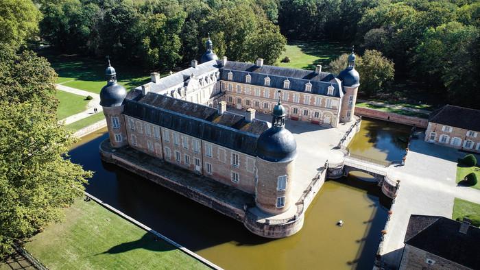 Journées du patrimoine 2020 - La vie de château au XVIIIème siècle