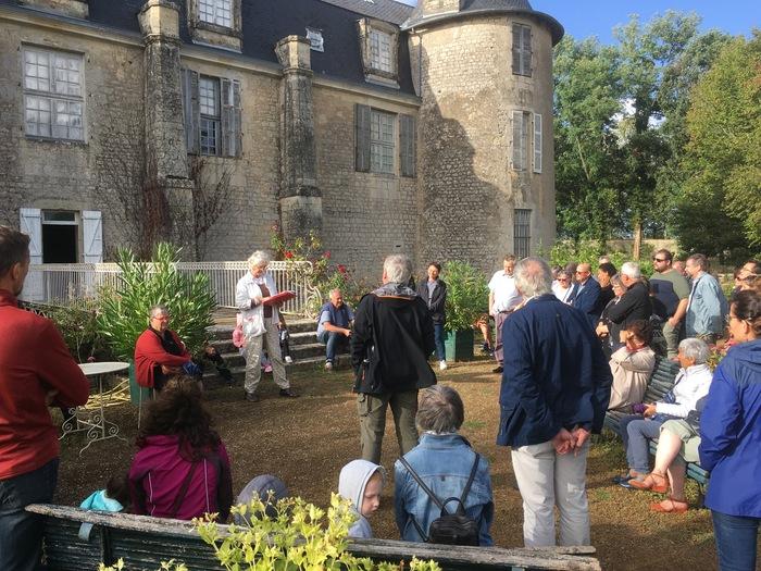 Journées du patrimoine 2020 - Fin de journée culturelle au château !
