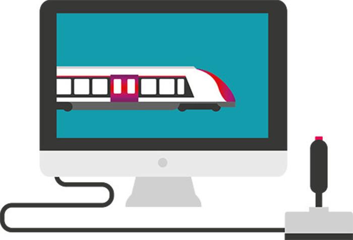 Journées du patrimoine 2019 - Venez conduire un train sur simulateur