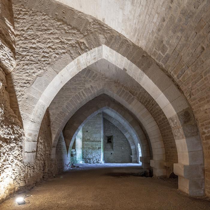 Journées du patrimoine 2020 - Découvrez le parc Buffon et accédez aux salles souterraines