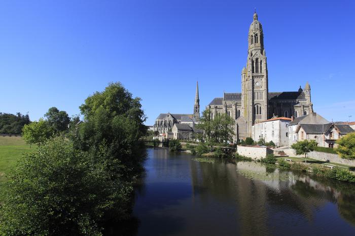 Journées du patrimoine 2019 - Visite guidée de Saint-Laurent-sur-Sèvre