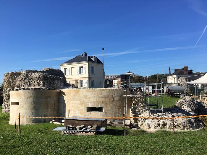 Journées du patrimoine 2020 - Visite guidée du site de la Porte de Rouen