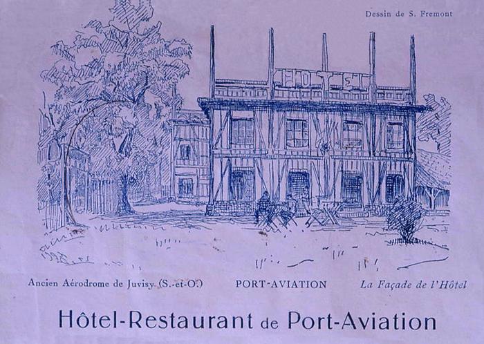 Journées du patrimoine 2020 - Ouverture exceptionnelle du Mess des officiers de Port-Aviation