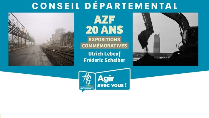 EXPOSITIONS COMMEMORATIVES 20 ANS AZF