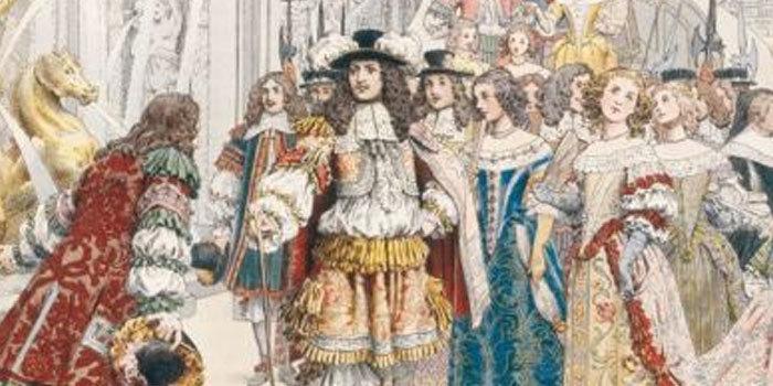 Une leçon d'histoire de France : de 1515 au roi Soleil