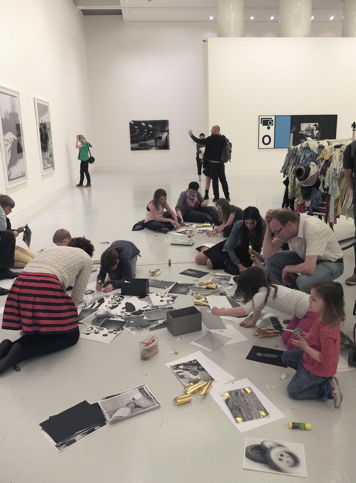 Journées du patrimoine 2020 - «La place du musée» : entretiens et ateliers créatifs sur la place Hans-Jean-Arp