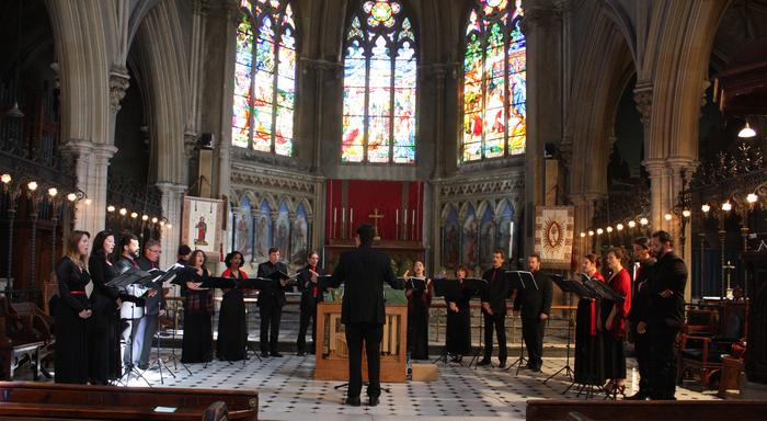 Journées du patrimoine 2019 - Concert « Perles chorales de la musique baroque » à Nice, par l'Ensemble Baroque de Monaco