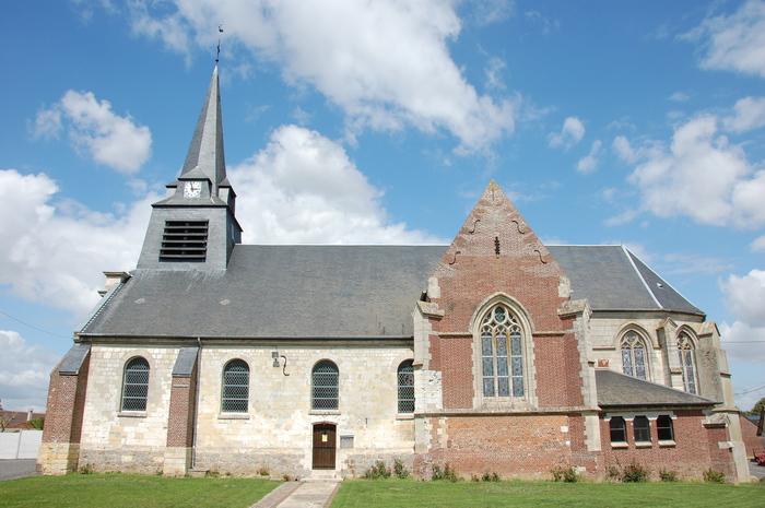 Journées du patrimoine 2020 - Visite de l'Église Saint-Pierre de Bouchoir