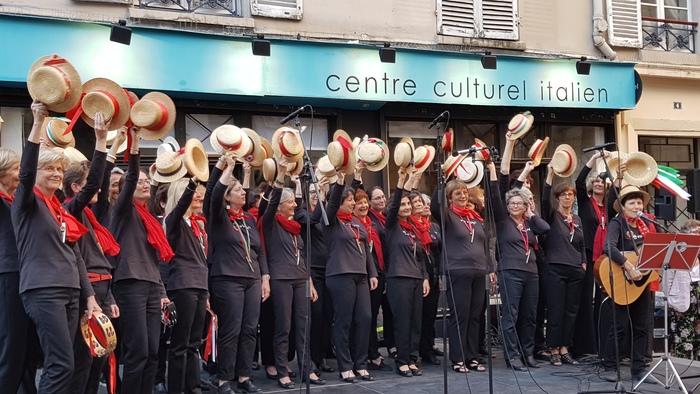 Fête de la musique 2019 - Chorale féminine Sono Solo Canzonette: