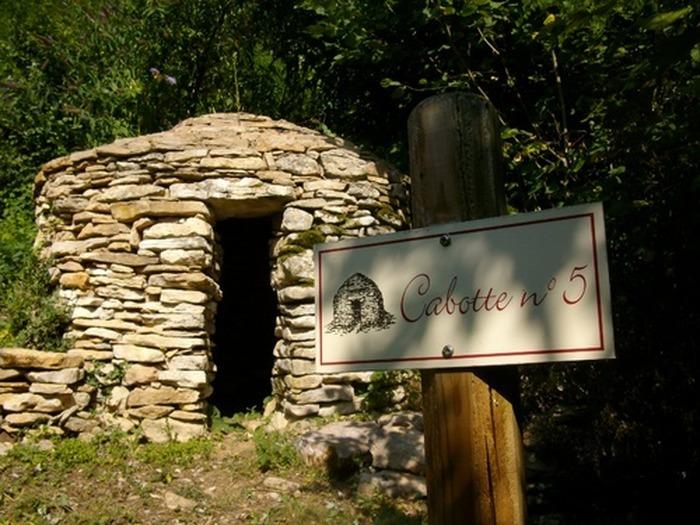 Journées du patrimoine 2019 - Parcours des Cabottes