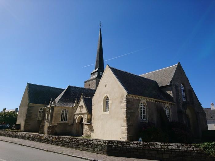 Journées du patrimoine 2020 - Visite libre Eglise St Cyr Sainte Julitte
