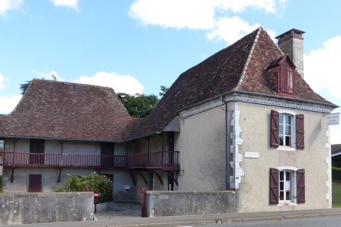 Nuit des musées 2019 -Visite de la Maison Chrestia, où le poète Francis Jammes vécut de 1897 à 1907. Expositions.