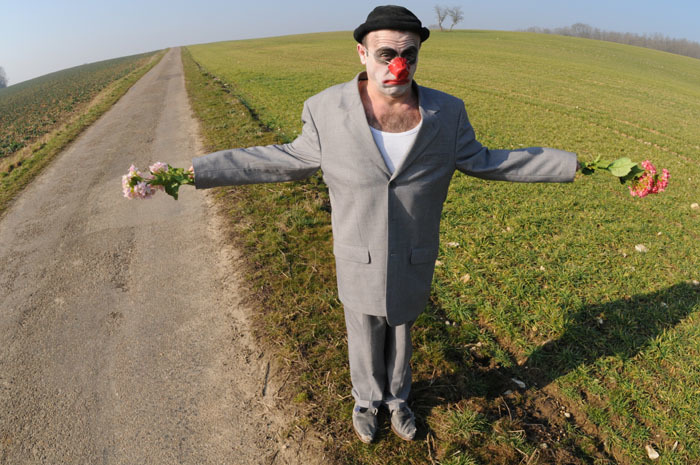 Journées du patrimoine 2020 - Moments clownesques au château de Montmaur