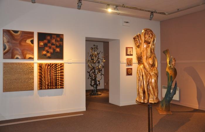 Journées du patrimoine 2019 - Expositions du musée d'Allard