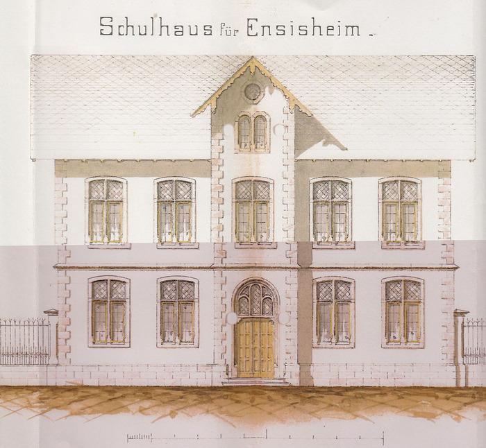 Journées du patrimoine 2020 - Cinq siècles d'école à Ensisheim