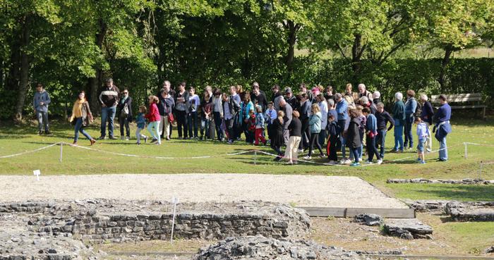 Journées du patrimoine 2020 - Visite guidée du site archéologique des Bolards