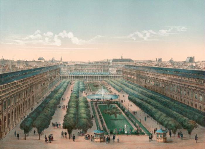 Journées du patrimoine 2019 - Visite guidée : autour de l'histoire du Palais-Royal