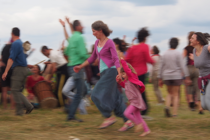 Journées du patrimoine 2020 - Répétition ouverte de la Planetary dance