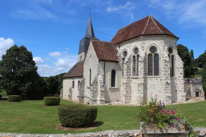 Journées du patrimoine 2020 - Visite de l'église Saint-Laurent