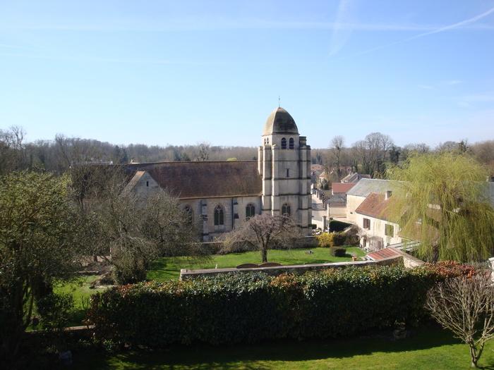 Journées du patrimoine 2020 - Visite de l'église Saint-Nicolas de Guiry-en-Vexin