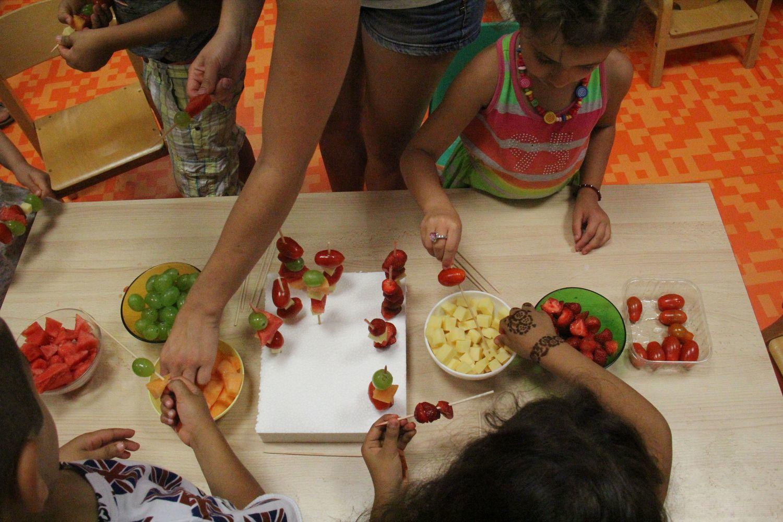 Les activités d'été du centre social La Colline
