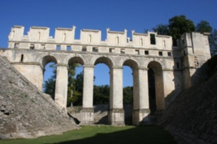 Journées du patrimoine 2020 - Visite guidée du château de Fère