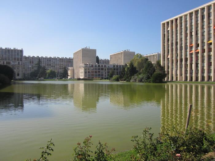 Journées du patrimoine 2019 - Meudon-la-Forêt : l'approche urbaine de l'architecte Fernand Pouillon