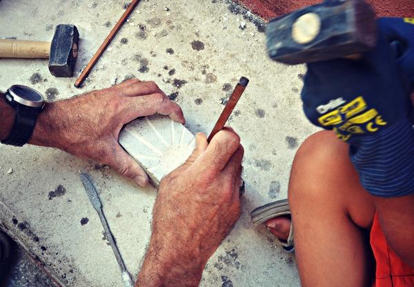 Nuit des musées 2019 -La pierre : de l'extraction à la construction !