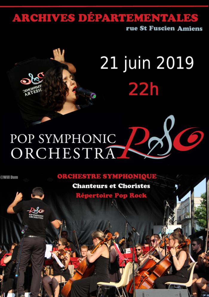 Fête de la musique 2019 - Pop Symphonic Orchestra
