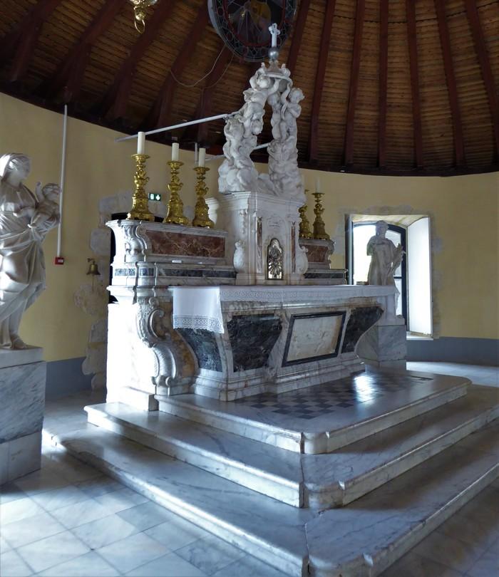 Journées du patrimoine 2019 - Le Marin / L'art sacré de l'église Saint-Etienne / visite guidée