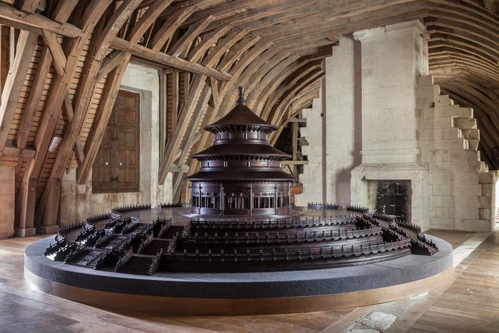 Journées du patrimoine 2020 - Ouverture exceptionnelle des combles de la chapelle