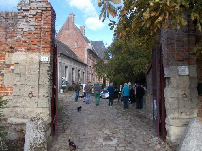 Journées du patrimoine 2020 - Ouverture et visite du château de Charmes