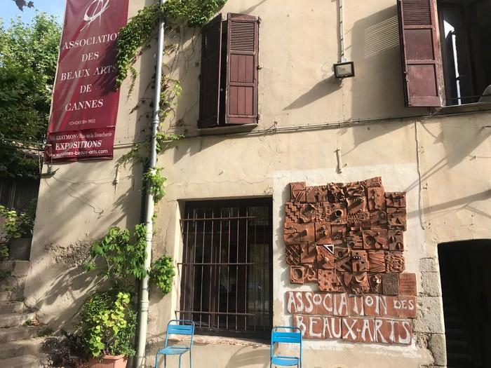 Journées du patrimoine 2019 - Association des Beaux-Arts de Cannes (ABAC)