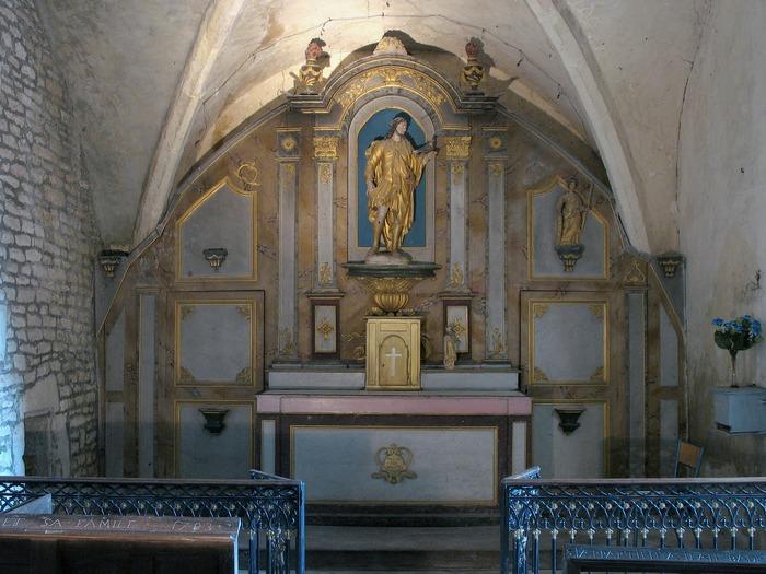 Journées du patrimoine 2020 - Visite libre de l'église Saint-Piat