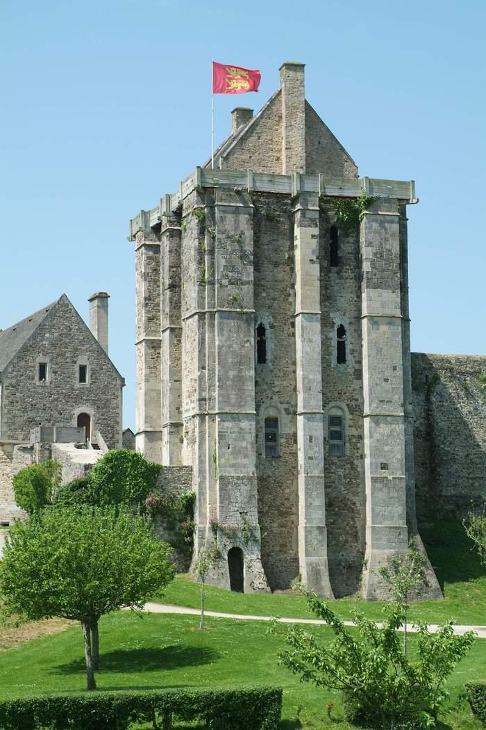 Journées du patrimoine 2019 - Visite guidée du château de Saint-Sauveur-le-Vicomte