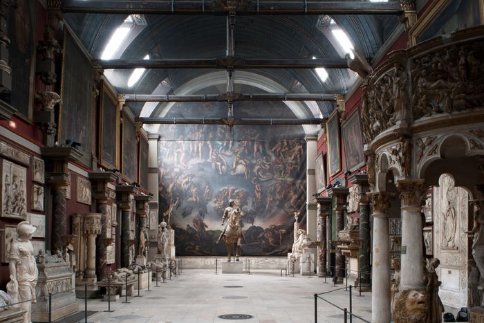 Journées du patrimoine 2019 - Visite libre des Beaux-Arts de Paris
