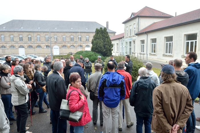 Journées du patrimoine 2020 - Rêves d'étoiles : visites de l'ancienne Bsmat (citadelle Est)