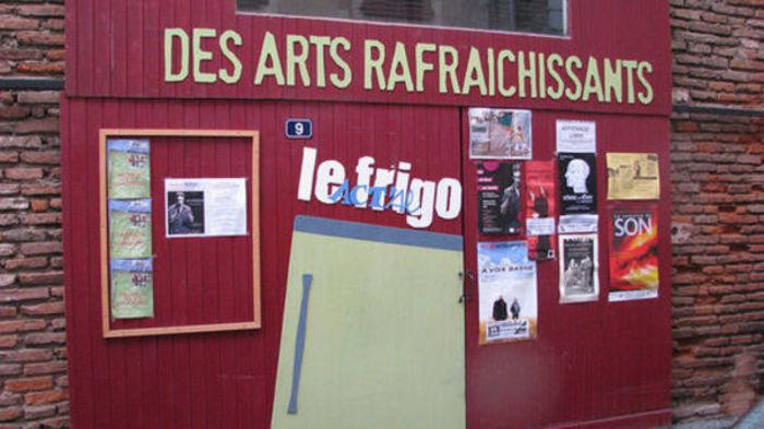 L'espace culturel associatif, « Le Frigo », propose une programmation éclectique
