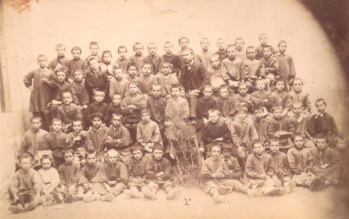 Journées du patrimoine 2020 - Photos de classes à Caudiès de Fenouillèdes