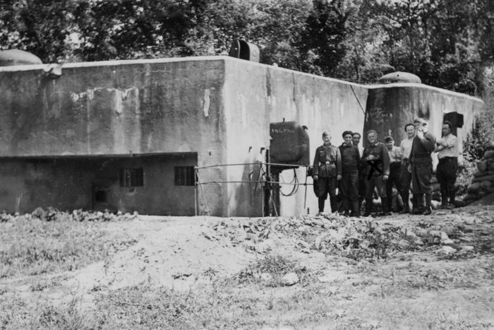 Journées du patrimoine 2019 - Visite guidée des casemates Maginot du Huberbusch