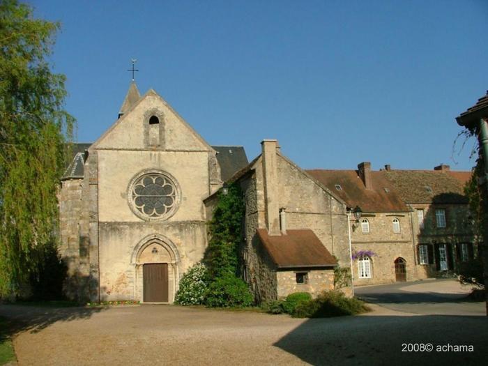 Journées du patrimoine 2019 - Visite guidée de l'abbaye Notre Dame de la Roche