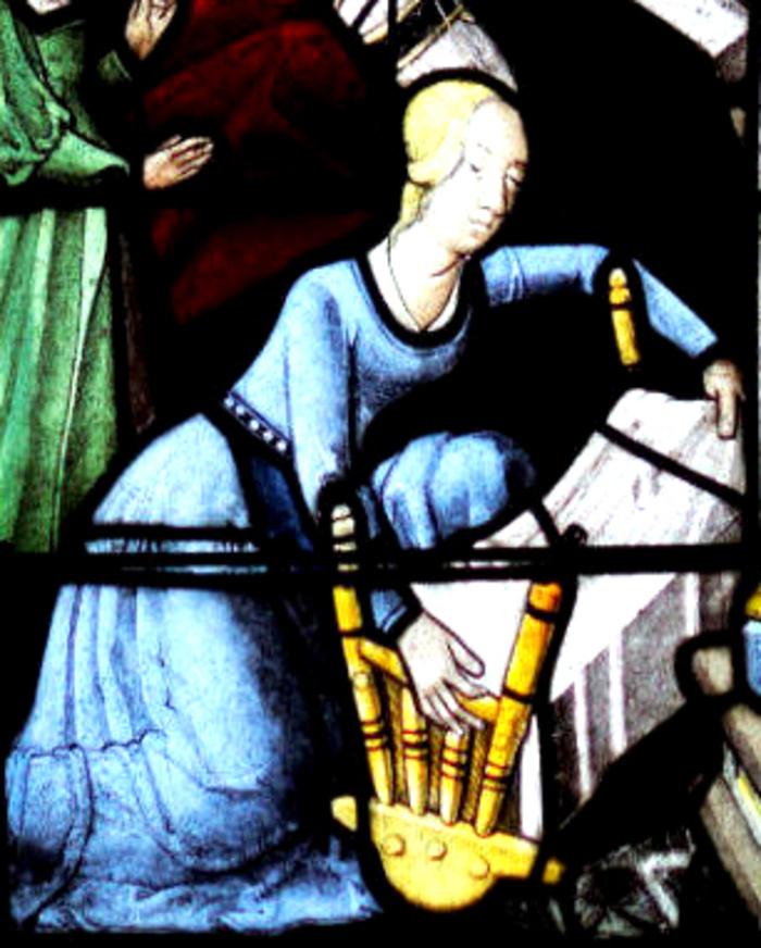 Journées du patrimoine 2020 - Les vitraux nous racontent l'Église de la Nativité de Bérulle