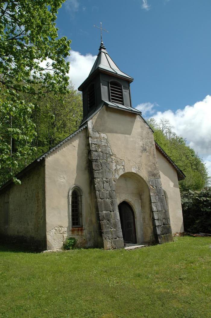 Journées du patrimoine 2019 - Circuit des chapelles : chapelle Saint Pierre