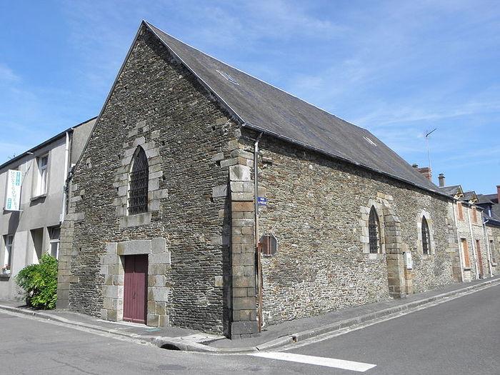 Journées du patrimoine 2020 - Visite libre du prêche de Pontorson