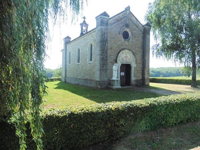 Journées du patrimoine 2019 - Découverte d'une chapelle de pèlerinage