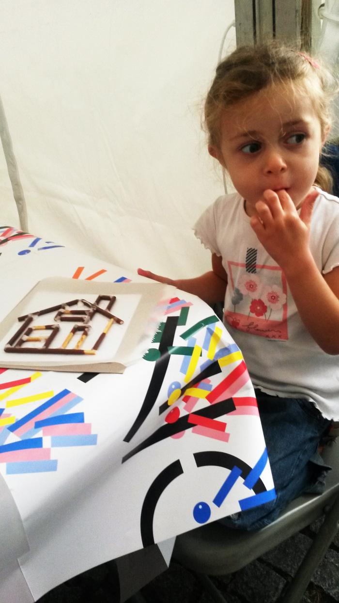 Journées du patrimoine 2020 - Atelier — La Grande-Île en Mikado